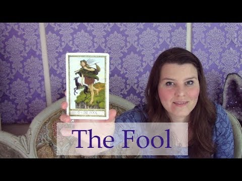 0 The Fool Tarot Card Meaning Upright & Reversed (Meaning Of The Major Arcana Cards)