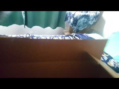 Xenith shoulder pads unboxing