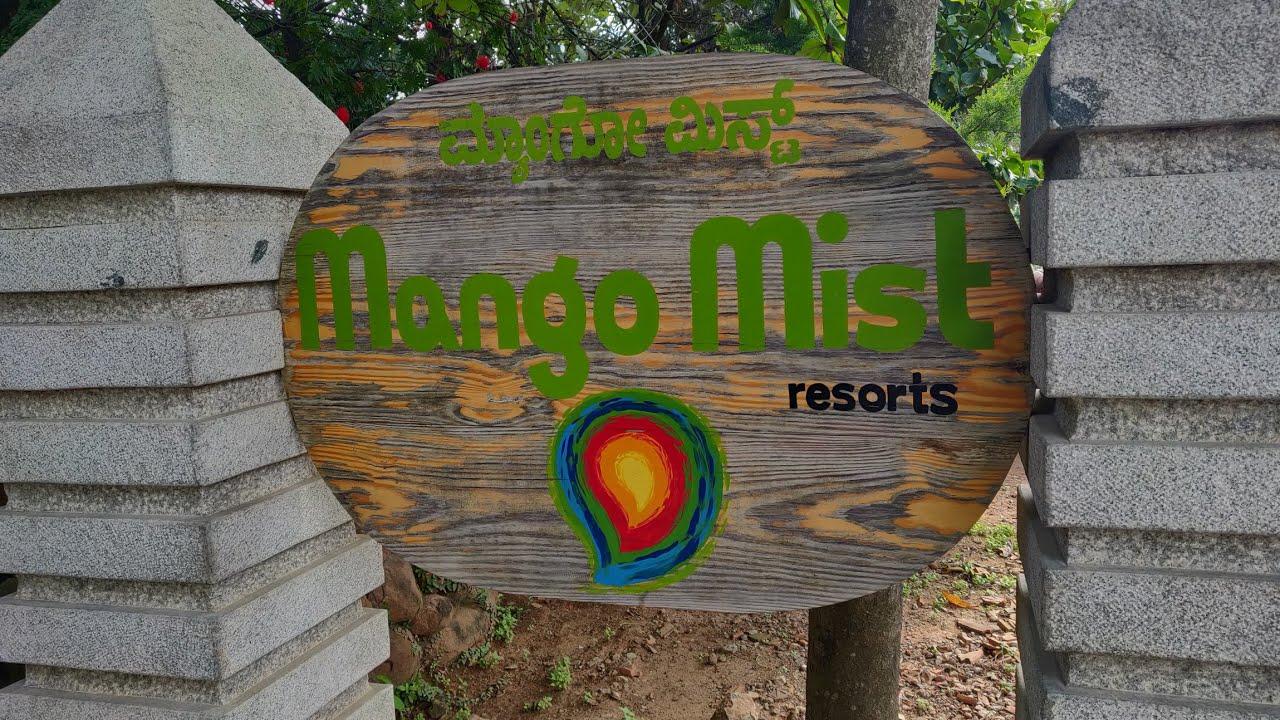 MangoMist Resort Bangalore|Camping|Night stay - YouTube