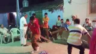 Rajasthani Dhol Dance Bhomesh.R.Pawar (Barsa) & Omprakash.P.Bhayal (Lambiya)