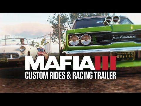 Mafia 3 - Custom Rides and Racing Available Now for Free [International]
