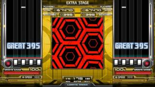 【BMS】I wanna be strongeeeer / ikaruga_nex