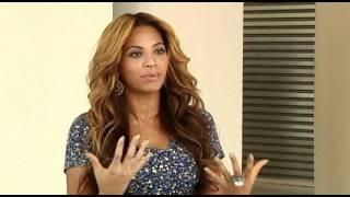 Beyonce interview on A Star Is Born