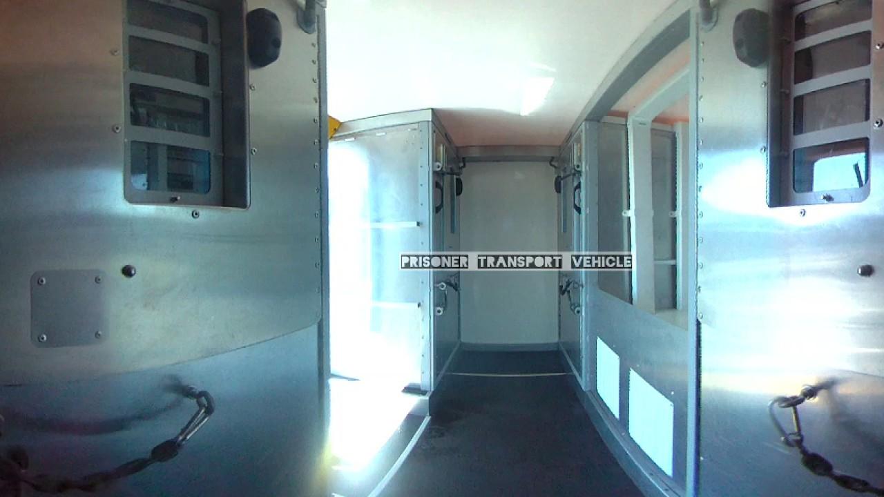 Prisoner Transport Van >> Prisoner Transport Vehicle - YouTube