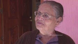 """La visita de Maria Antonieta Collins a la casa de Doña Consuelo, la mamá de """"El Chapo"""""""