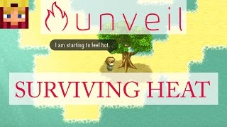 Surviving Heat: UNVEIL - The Ultimate Survival Simulator (Playthrough Gameplay)