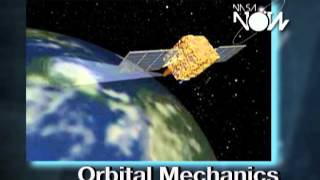 NASA Now Minute: Orbital Mechanics: Earth Observing Satellites