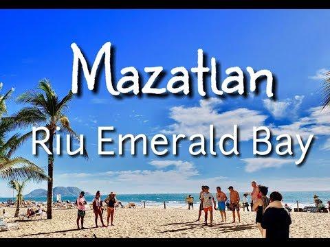 Best All Inclusive Resort In Mazatlan Mexico 2019 HD RIU Emerald Bay