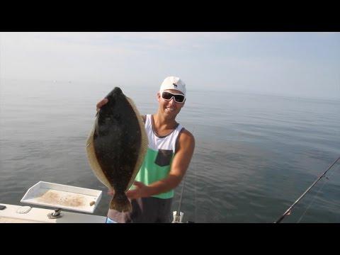 Flounder Fishing Delware Bay