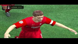 UEFA Champions League 2004 - 2005 PC Gameplay