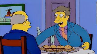 The Simpsons: Steamed Hams