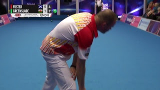 JUST 2018 World Indoor Bowls Championships