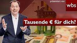 Zinsen falsch berechnet - Bekomme ich tausende Euro gutgeschrieben? | RA Christian Solmecke