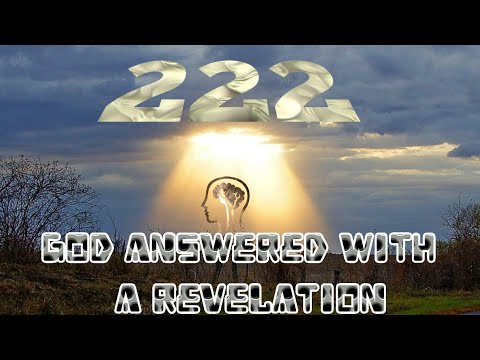 February 22 Event-Revelation of 222.