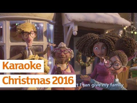 Karaoke | Sainsbury's Ad | Christmas 2016