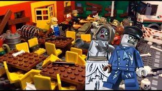 """Лего Зомби-Апокалипсис. Долина Смерти #3 """"Неожиданная встреча"""""""