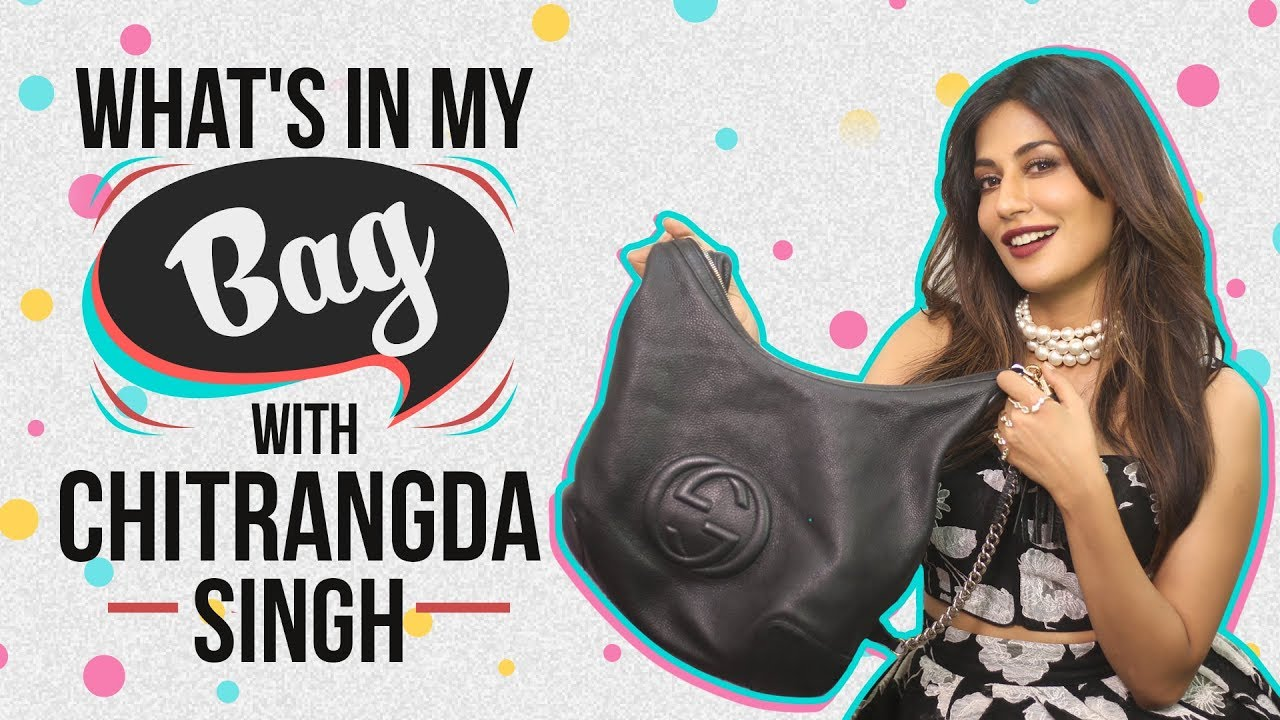 What's in my bag with Chitrangda Singh | S03E02 | Fashion | Pinkvilla | Bollywood