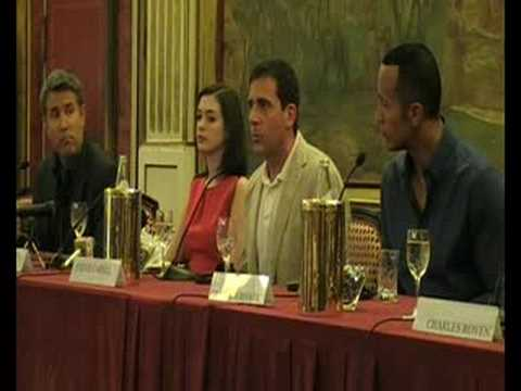"""Get Smart"" Italian Press Conference Ita/Eng Part3"
