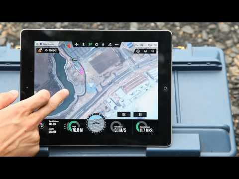 DJI 2 4GHz Bluetooth DataLink + iOS Ground Station