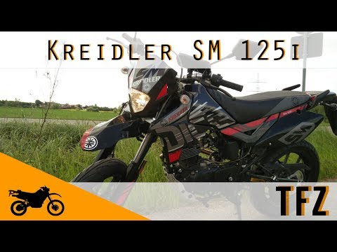 Kreidler DICE SM 125i Bikeporn // TFZ