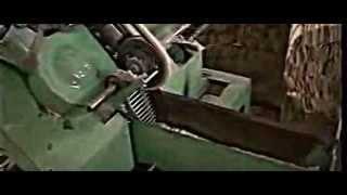 Mesin peruncing tusuk gigi
