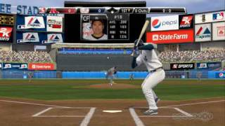 MLB 2k9 Real Actually GamePlay Video