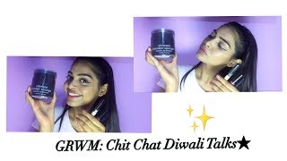 CHIT CHAT: Diwali talks, New Makeup , Pahili Anghol.... | Kinjal More