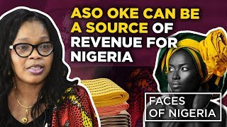 Success story of Nigerian woman who owns an Aso Oke business (Person Documentary) | Faces of Nigeria
