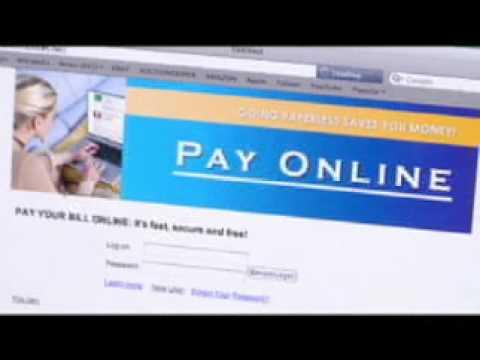 Pay Bill Online O2