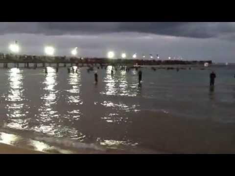 Frankston TV presents Ironman Asian Pacific Championships Melbourne - the start