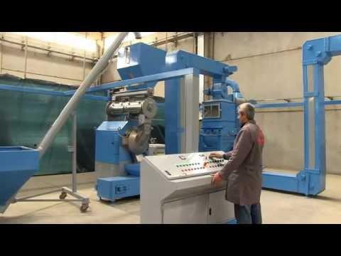 Machines de fabrication d aliment de b tail youtube - Machine de fabrication de treillis a souder ...