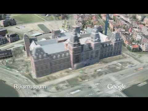 Amsterdam in 3D