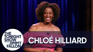 Chloé Hilliard Stand-Up