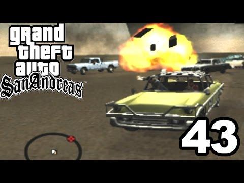 GTA San Andreas | DEMOLITION DERBY - INSANE!! #43