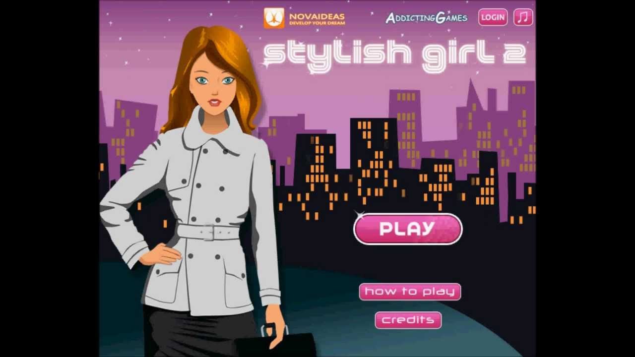 2019 year for girls- Girl stylish game 2
