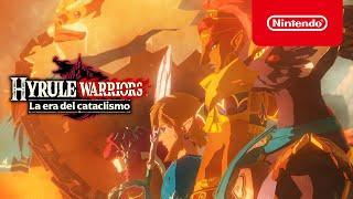 ¡Evitad la destrucción de Hyrule en Hyrule Warriors: La era del cataclismo! (Nintendo Switch)