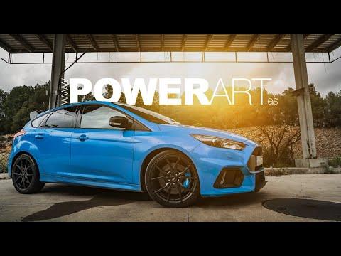 Ford Focus RS MK [PRUEBA - POWERART] S-E