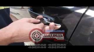 Автомобиль Volkswagen Т-5. Захлопнулись ключи в салоне(, 2011-02-17T14:17:39.000Z)