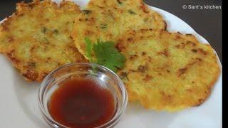 easy potato pancake recipe