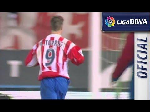 Highlights Atlético de Madrid (3-0) FC Barcelona 2002 - 2003 - HD