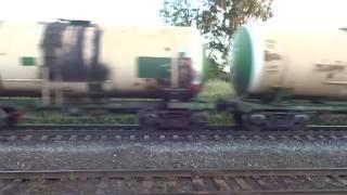 видео перевозка негабаритных грузов по железной дороге