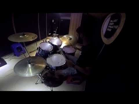 Violator - No Place for the Cross (Drum Cover by Naweed Kabir)