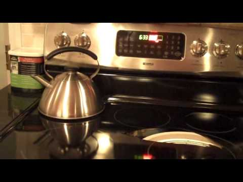8bf99703a40 Kenmore Smooth Top Range Explodes 5 days before Xmas! - YouTube