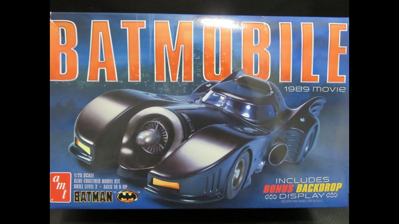 Batman Batmobile 1989 Movie Version BASIC LIGHT KIT For AMT935//12 Model Kit