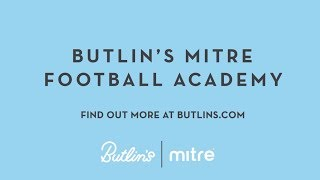 Butlin's Training Day with Kelly Smith