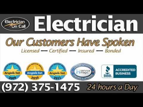 Electrician in Allen Tx | Electrician On Call