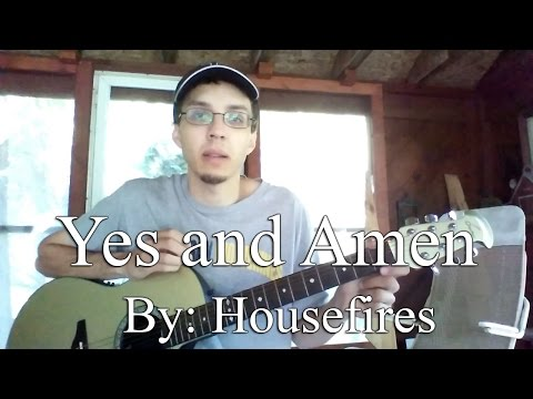 Yes And Amen - Housefires (Guitar Tutorial)