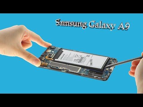 Samsung Galaxy A9 (2016) Battery Repair Guide