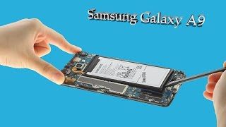 Samsung Galaxy A9 (2016) Battery Repair Guide