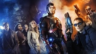 Легенды завтрашнего дня трейлер #2 | DC's Legends of Tomorrow New Trailer